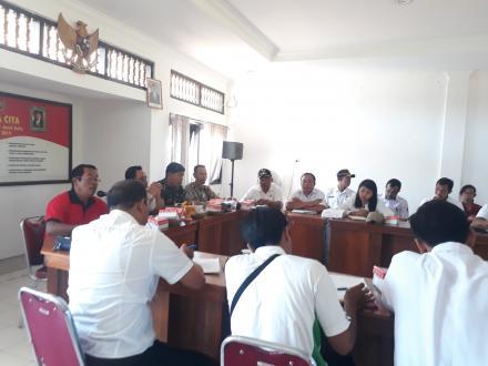 Technical Meeting Persiapan Lomba Menyambut Hari Kemerdekaan