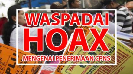 Himbauan CPNS (HOAX)!!!
