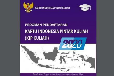 PEDOMAN PENDAFTARAN KARTU INDONESIA PINTAR KULIAH